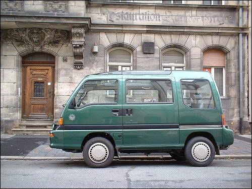 Subaru Libero Kleinbus