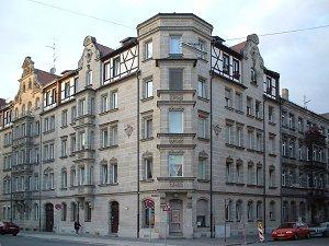 Ecke Karlstraße / Amalienstraße jetzt
