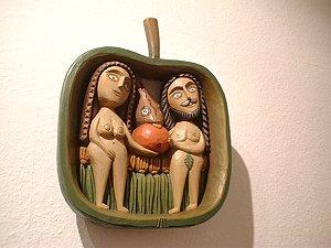 Holzarbeit von Marian Ulc