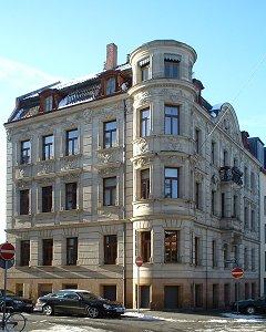 Ecke Amalienstraße / Turnstraße