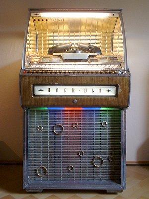 Rock-Ola Musikbox Modell 1455-D