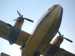 Feuerlösch-Flugboot