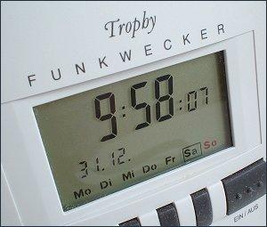 Tropby-Funkwecker
