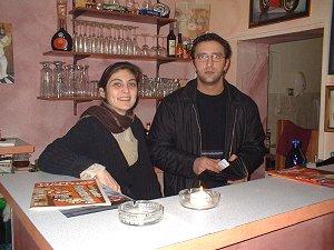 Domenico und seine Frau