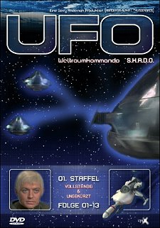 UFO DVD-Box (1. Staffel)