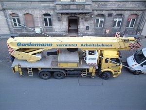 Mobile Arbeitsbühne