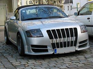 Ein Sportwagen?