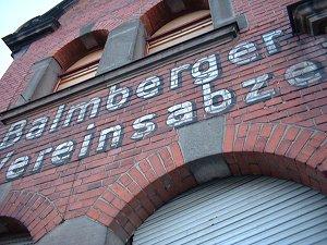 ehem. Vereinsabzeichenfabrik Balmberger