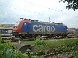 Cargolok 482 011-4 der SBB