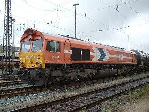 Class 66 Diesellok DE 671