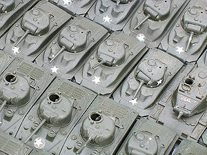Panzer-Modelle