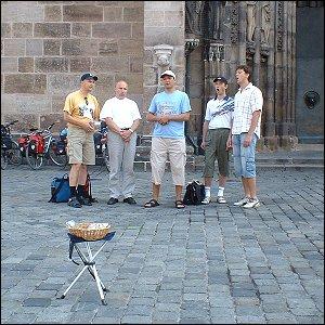 Kleiner Kosaken-Chor