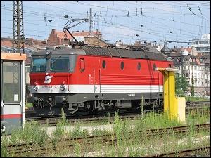 E-Lok 1144 247-2 der ÖBB