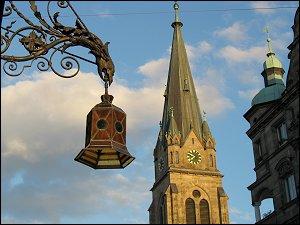 Turm von St. Paul an der Amalienstraße