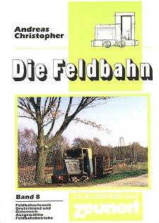 Die Feldbahn, Band 8