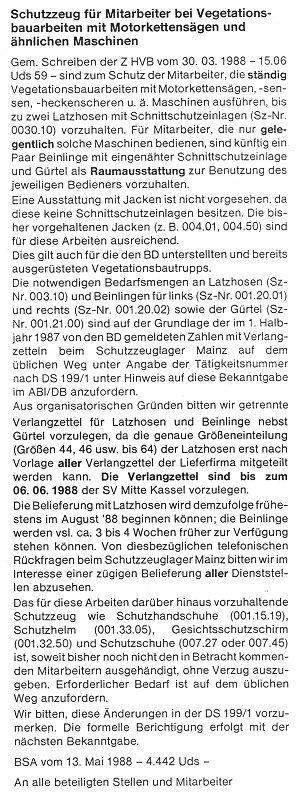 Amtsblatt der Deutschen Bundesbahn