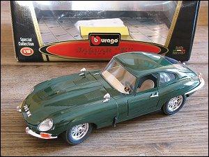 Bburago 1/18 Jaguar E-Type