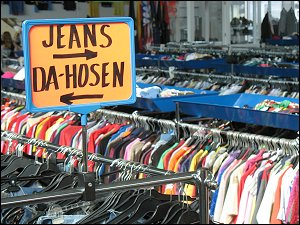 Second-Hand-Shop in Sinsheim