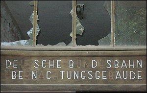 ehem. Bundesbahn-Übernachtungsgebäude in Treuchtlingen