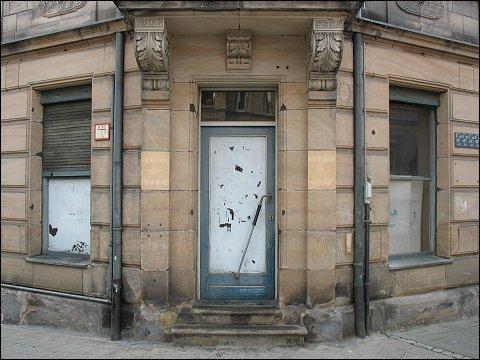 leerstehender Laden (Fürth, westl. Innenstadt)