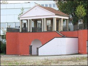 Quellfassung der 'König-Ludwig-Quelle'