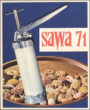 Kekspresse 'Sawa 71'