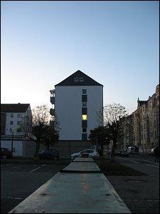 in der Amalienstraße