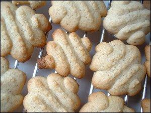Kekse aus der Presse