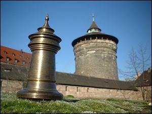 Turm der Nürnberger Stadtmauer