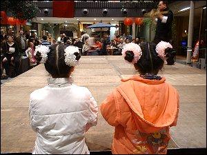Chinesisches Neujahrsfest in der Grünen Halle