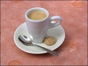 feiner Frei-Espresso zum Nachtisch
