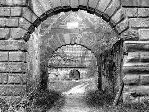 Schloßruine Oberbürg bei Nürnberg