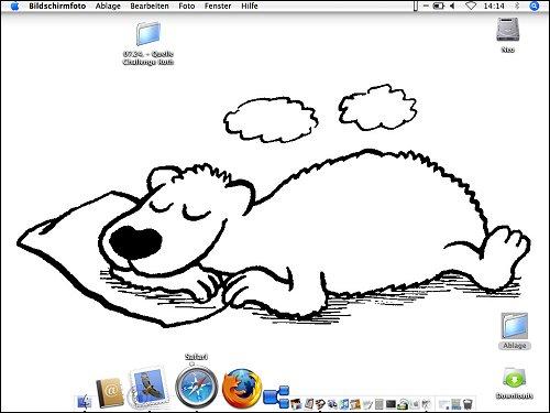 Desktop von Robert Leibinger