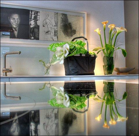 Die Küche des Architekten