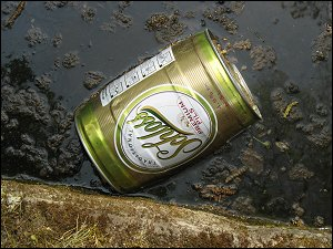 Bierfaß im Bayreuther Hofgarten
