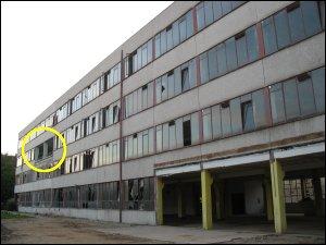 ehemalige Carrera-Fabrik