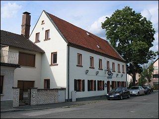 Gasthof Weigel in Kronach bei Fürth, Juli 2007