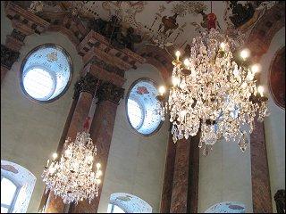 Barockabend im Schloß Weißenstein zu Pommersfelden