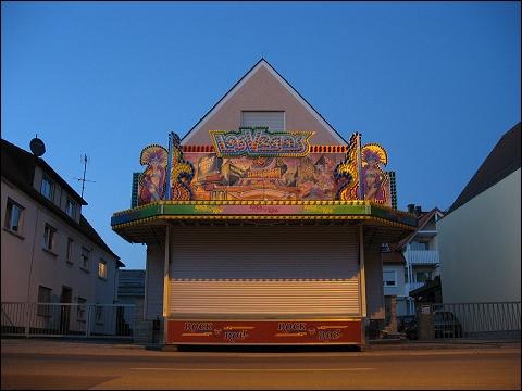 Kirchweihbude in Poppenreuth