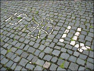 Das Eiserne Kreuz mit Jahreszahl