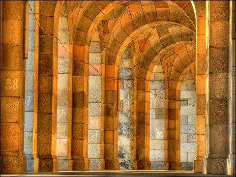 Gigantomanie in Granit: Kongreßhalle am Nürnberger Reichsparteitagsgelände