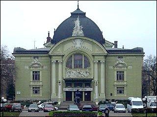 Stadttheater Tschernowitz