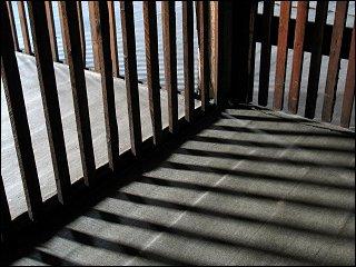 Dachboden-Aufteilung mit Schattenwurf