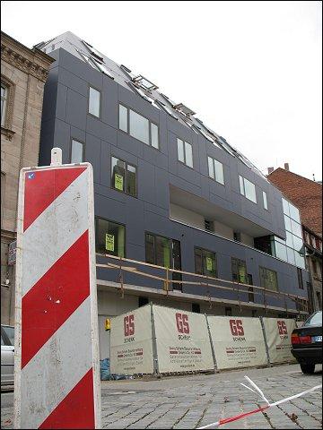 Fürths häßlichster Neubau