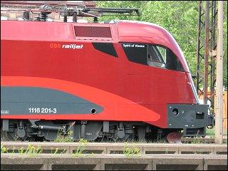 Railjet-Lokomotive