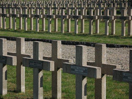 französischer Soldatenfriedhof
