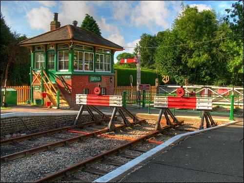 Isfield Railway Station