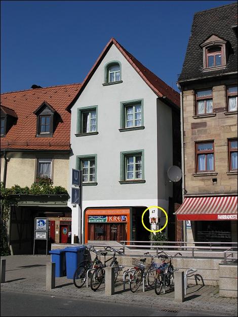 Das Haus Königstraße Nr. 67