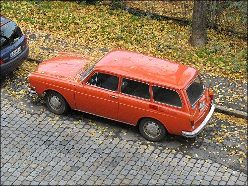 ein bereits historisch zu nennender VW Variant