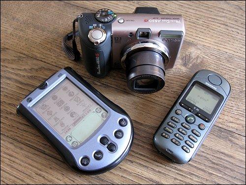 Des zonebattler's Gadgets